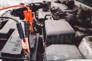 Trust our car battery jump start service
