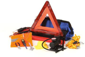 Emergency kit for Roadside Assistance